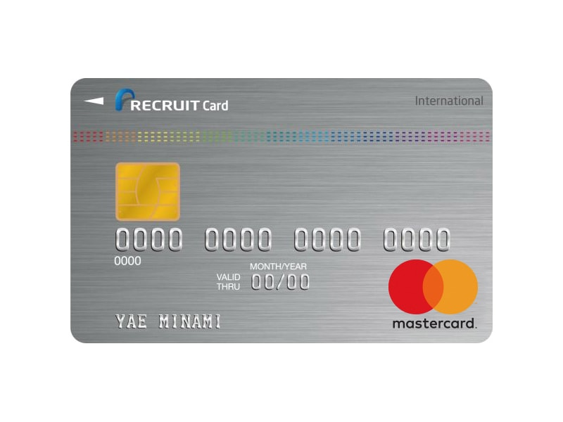 Recruit Credit Card